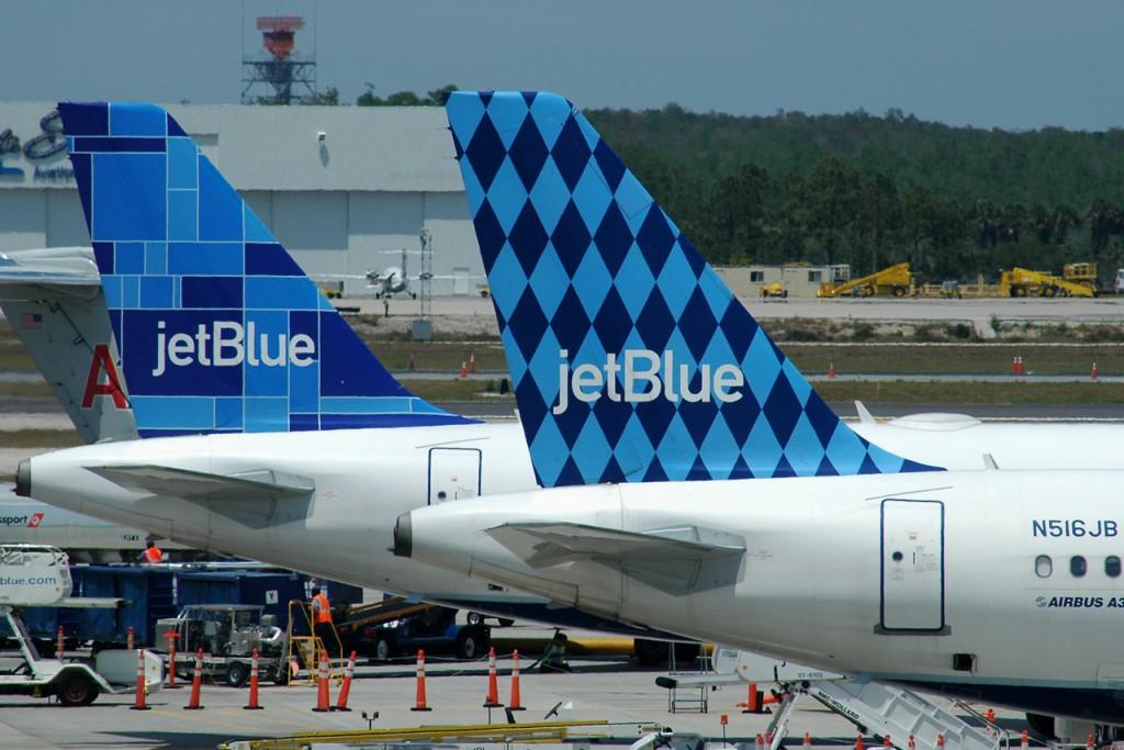 11. Jetblue Airways – США.