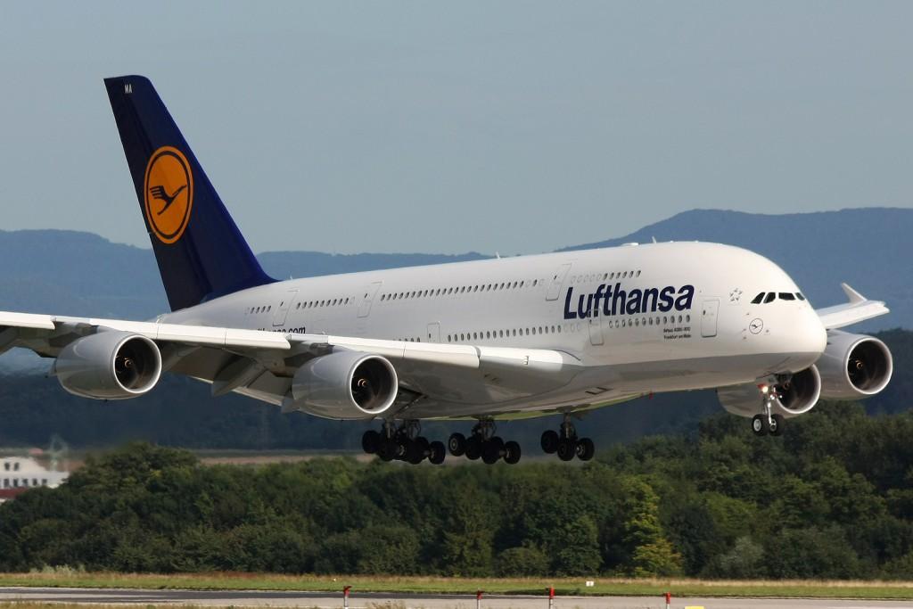 12. Lufthansa – Германия.