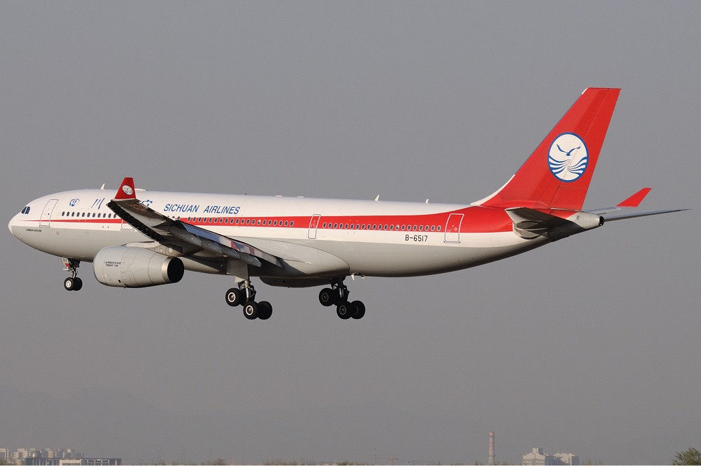 19. Sichuan Airlines – Китай.