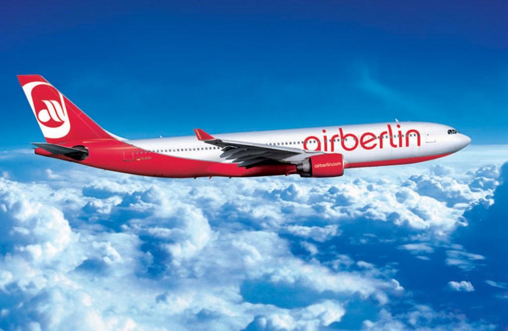 20. Air Berlin – Германия.