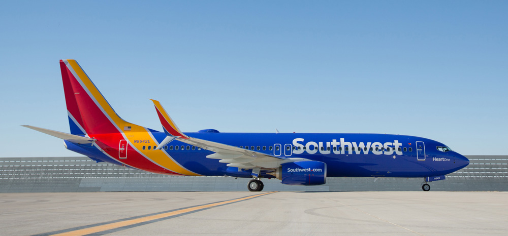 24. Southwest Airlines – США.