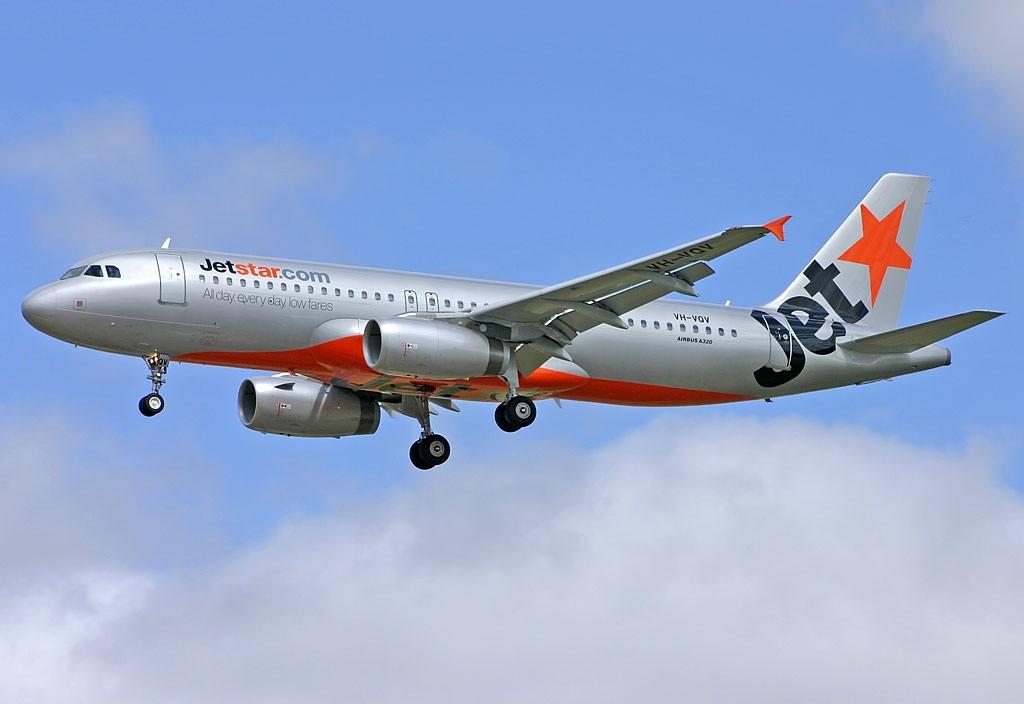 27. Jetstar Airways – Австралия.