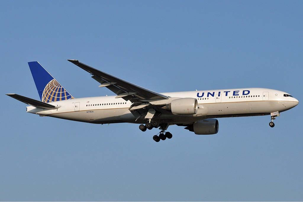 31. United Airlines – США.