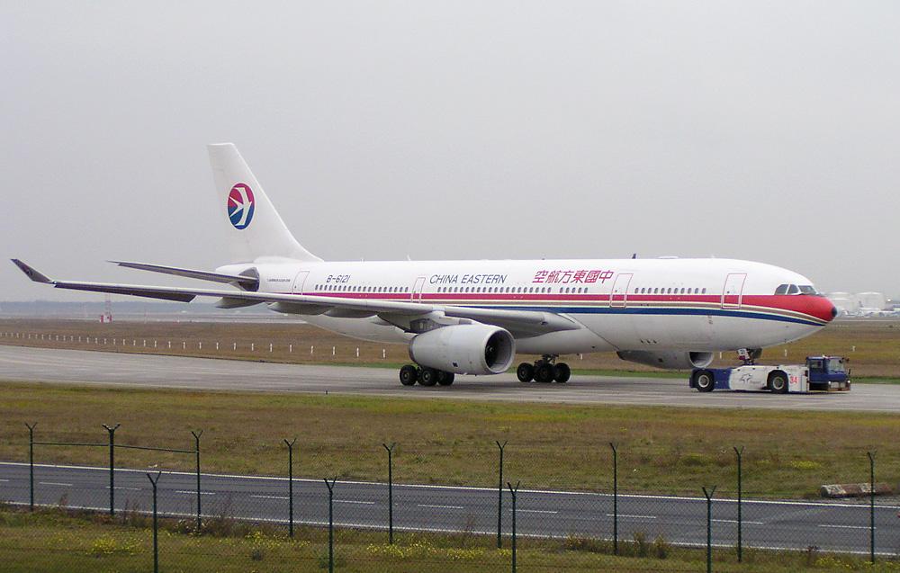33. China Eastern Airlines – Китай.