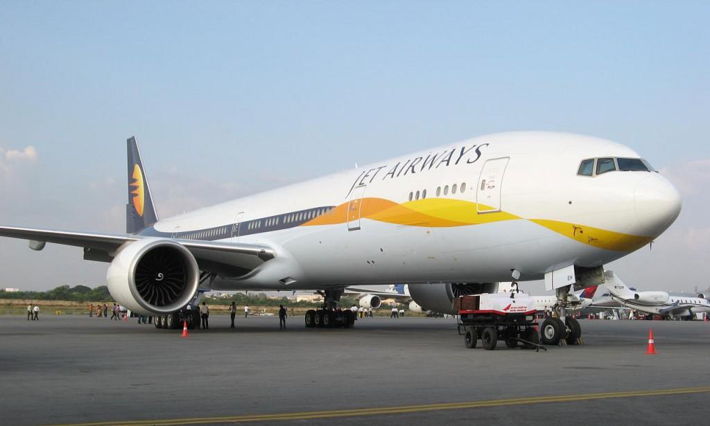 35. Jet Airways – Индия.