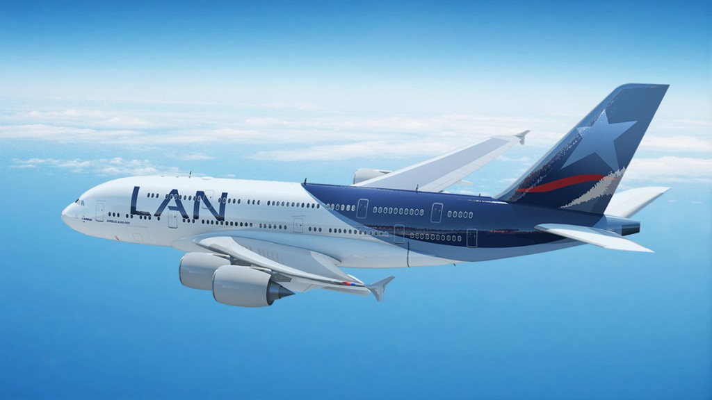 37. LAN Airlines – Чили.