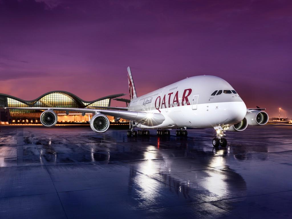 4. Qatar Airways – Катар.