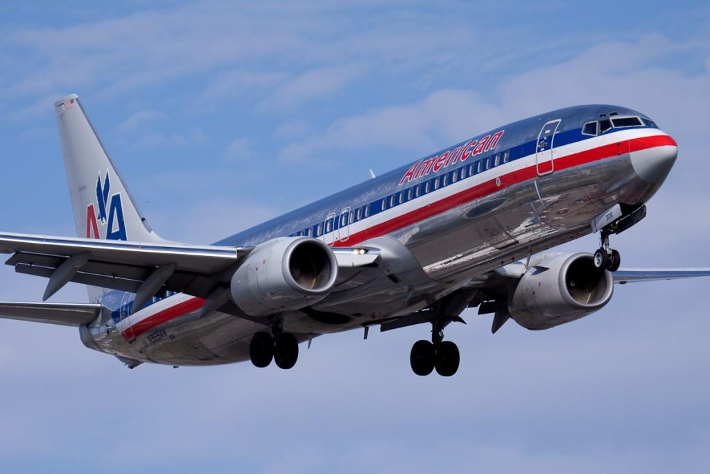 41. American Airlines – США.