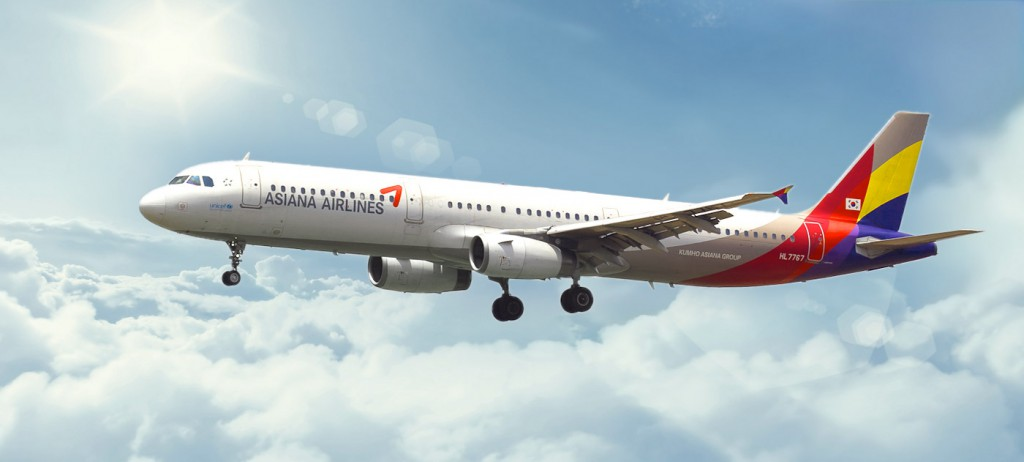 46. Asiana Airlines – Южная Корея.