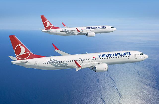 50. Turkish Airlines – Турция.