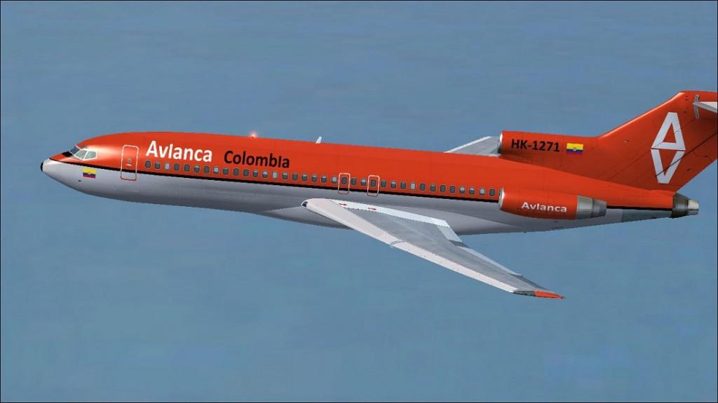 57. Avianca Colombia – Колумбия.