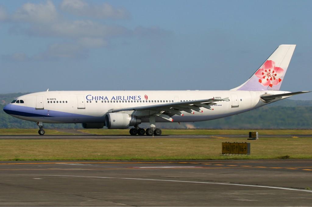58. China Airlines – Китай.