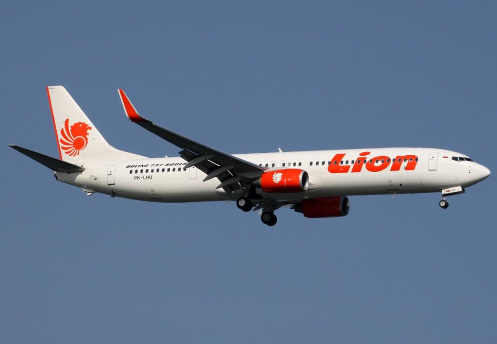 59. Lion Air – Индонезия.