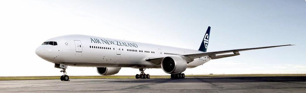 7.  Air New Zealand – Новая Зеландия.
