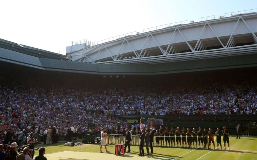 10. Всеанглийский клуб лаун-тенниса и крокета, Уимблдон, Англия.