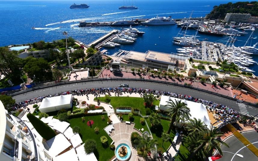 8. Circuit de Monaco, Монте - Карло, Монако.