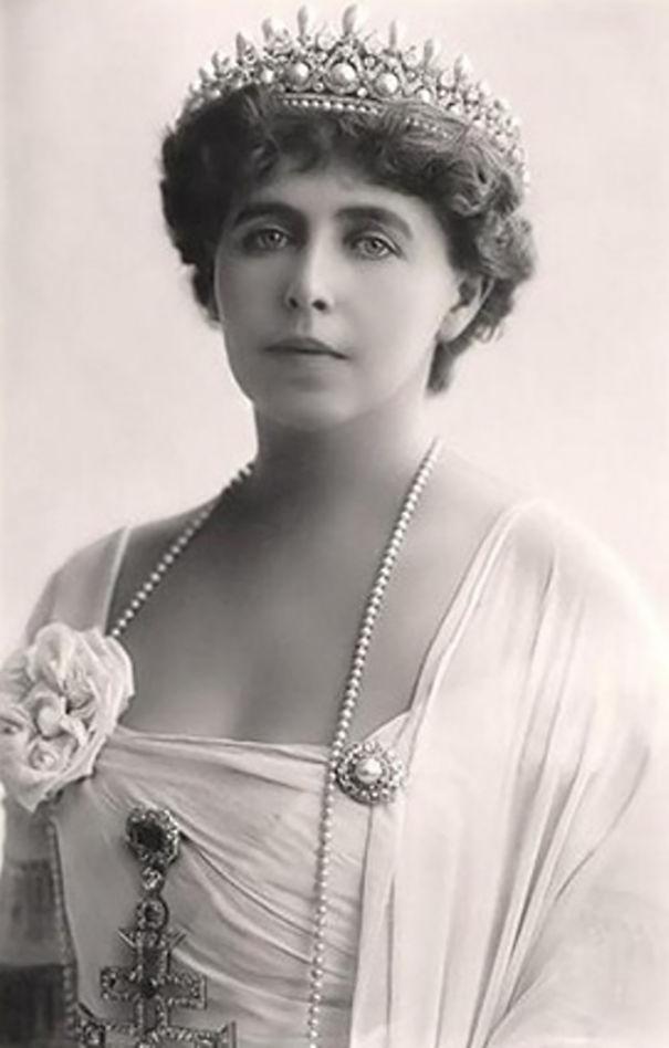 16. Мария Эдинбургская - королева-консорт Румынии.