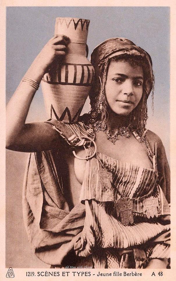 7. Девушка с Бербера, Сомали.