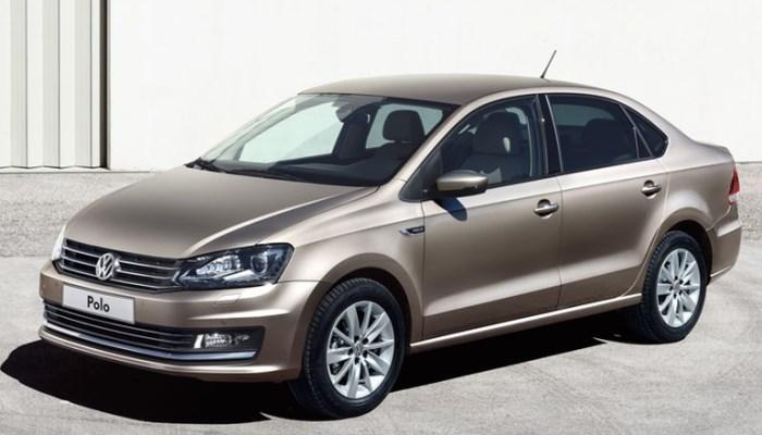 4. Volkswagen Polo.