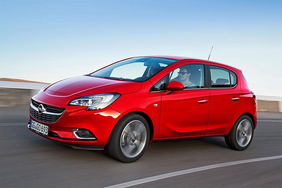 9. Opel Corsa.