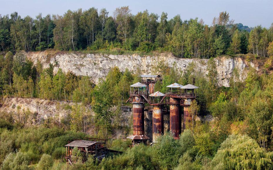 13. «Список Шиндлера» - Лагерь Плашов возле города Краков, Польша.