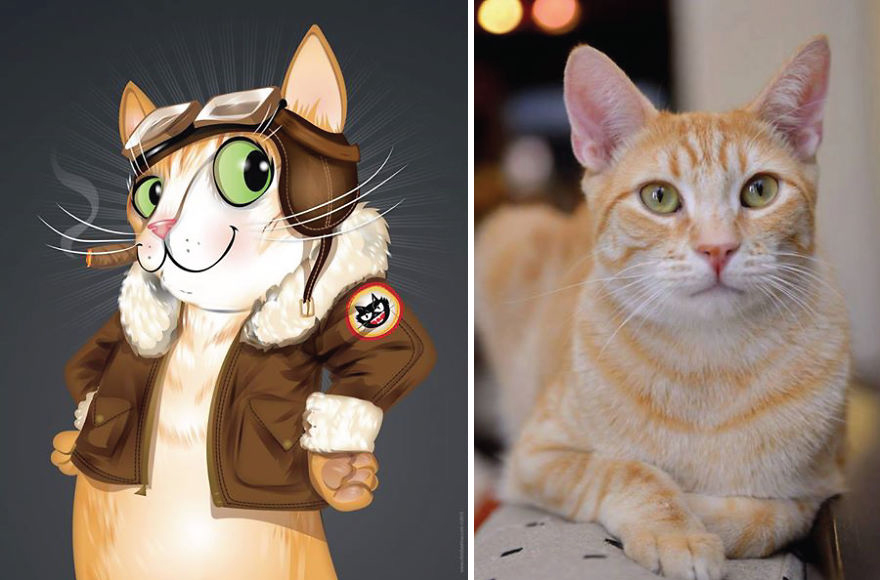 16. Чито, интереснейший кот в мире.