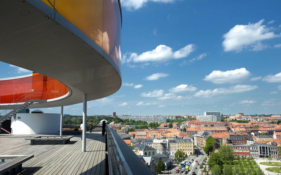 7. Орхус, Дания.