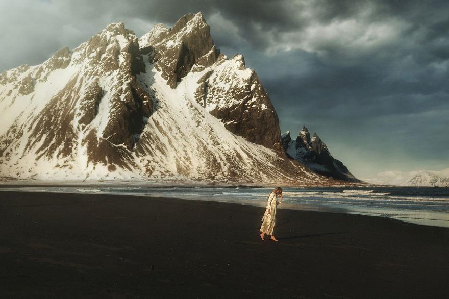 11. Мыс Стокснесс, Исландия.