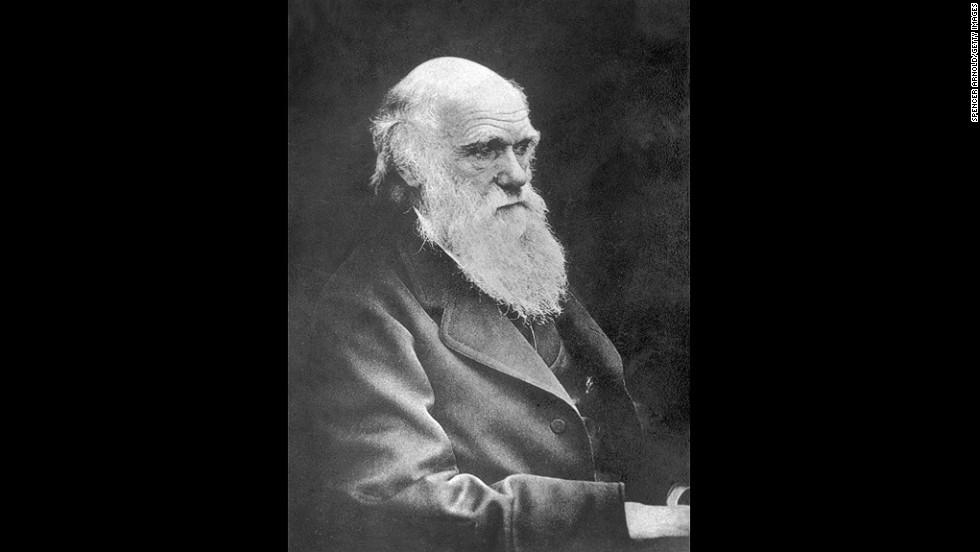 20. В викторианской Англии большая борода часто была признаком интеллигенции. Пример тому – Чарльз Дарвин.