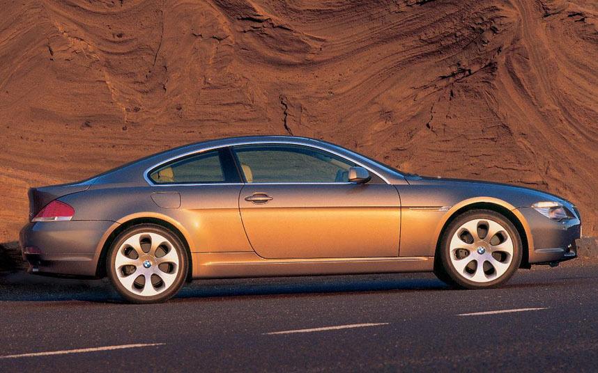 14. А это новый BMW 6-й серии.