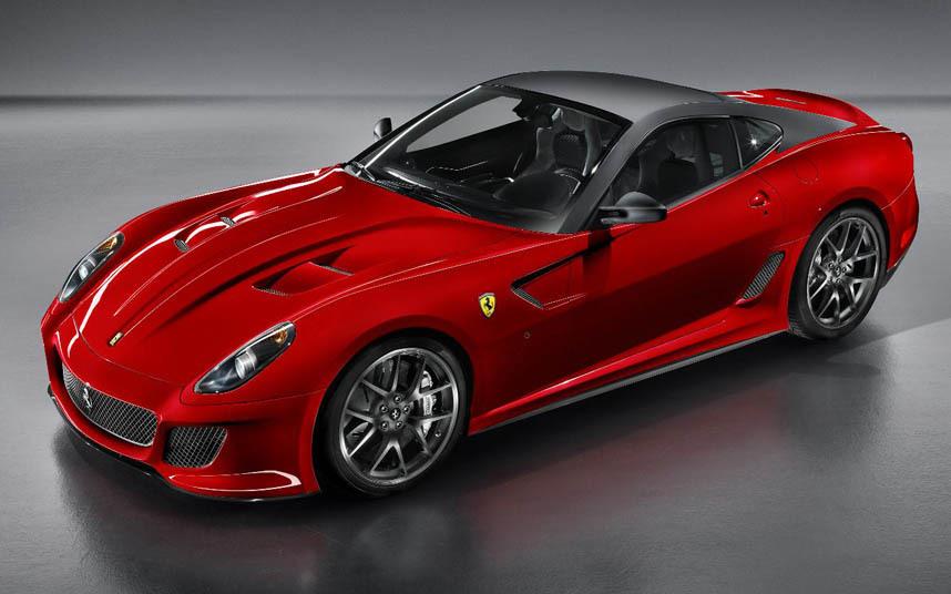19. И она не стала концом истории. Самая последняя GTO от Ferrari.
