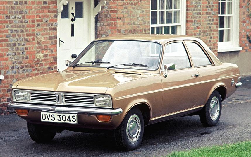 2. На самом деле это прямой потомок такого же семейного и небольшого Vauxhall, производимого в 60-70 годах.