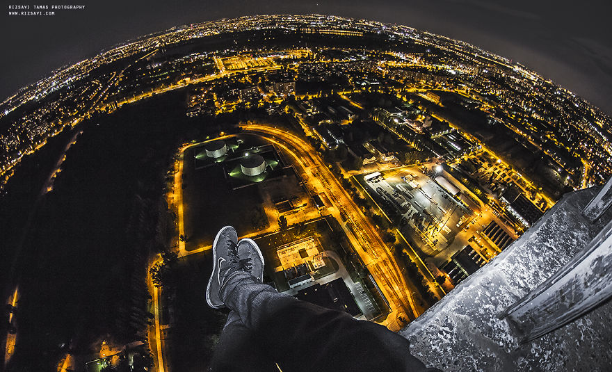 15. Красота ночного Будапешта.