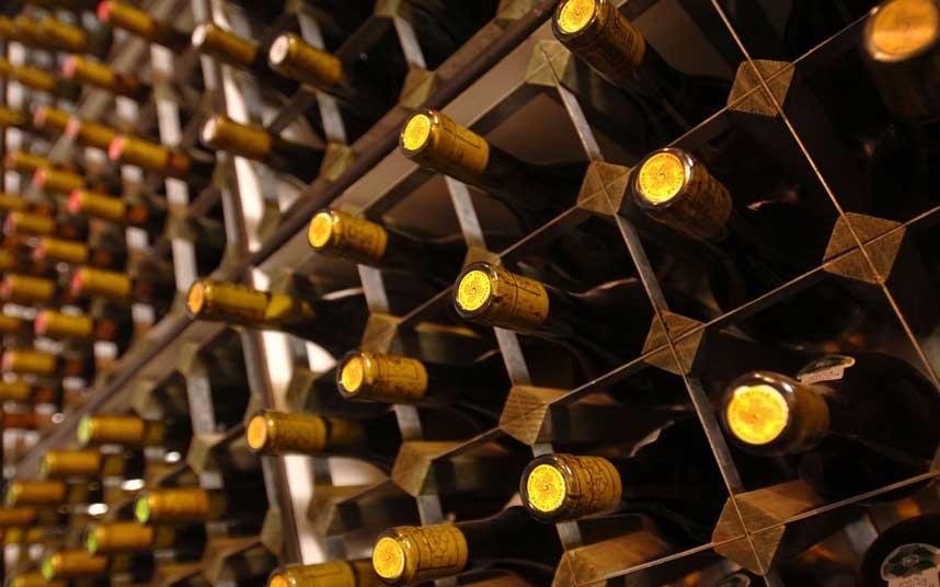 3. Хорошее вино.
