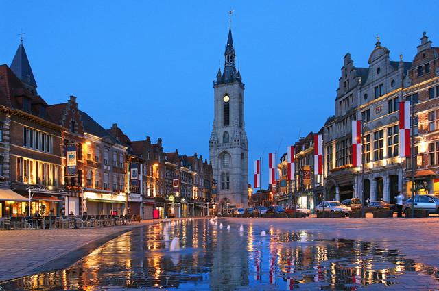 10. Бельгия.