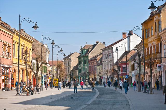 3. Румыния.