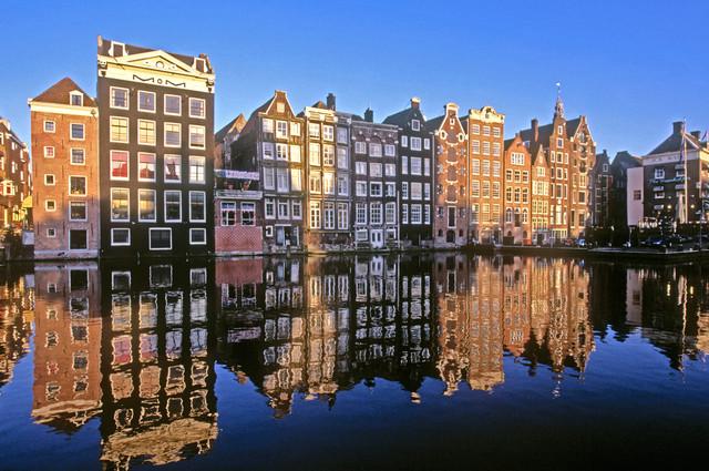 9. Нидерланды.