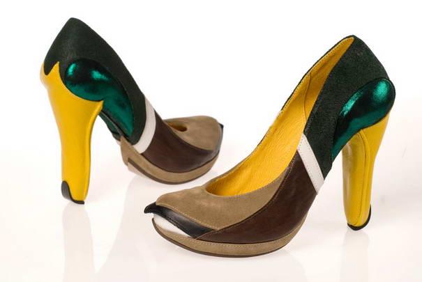 5. Туфли уточки.