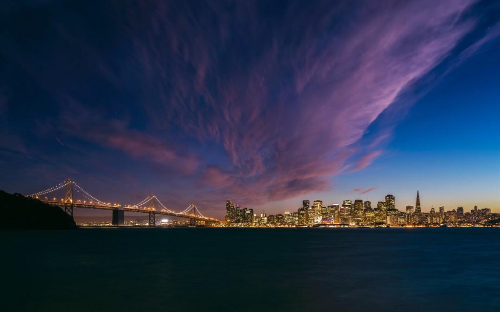 10. Сан-Франциско.