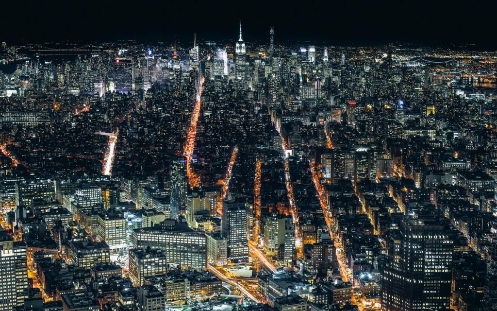 11. Нью-Йорк.