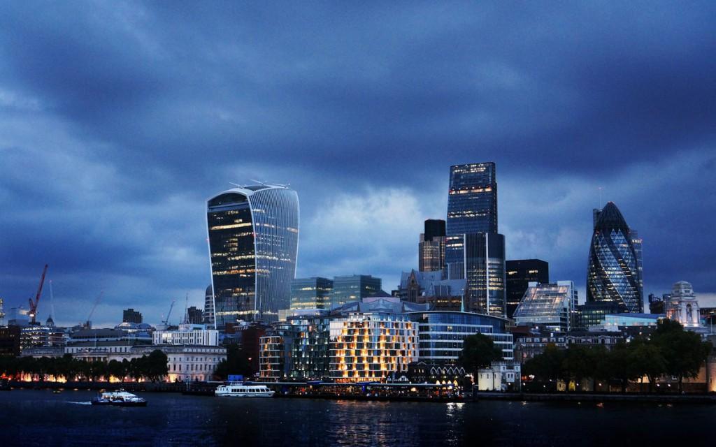14. Лондон.