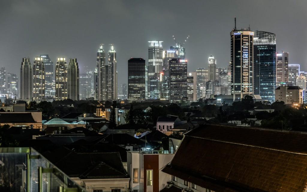 17. Джакарта.