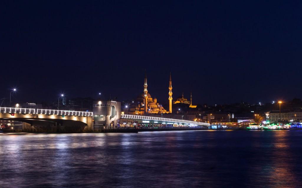 18. Стамбул.