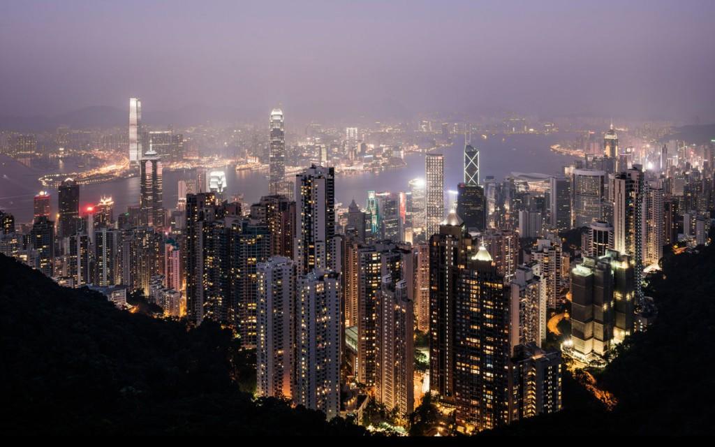 21. Гонконг.