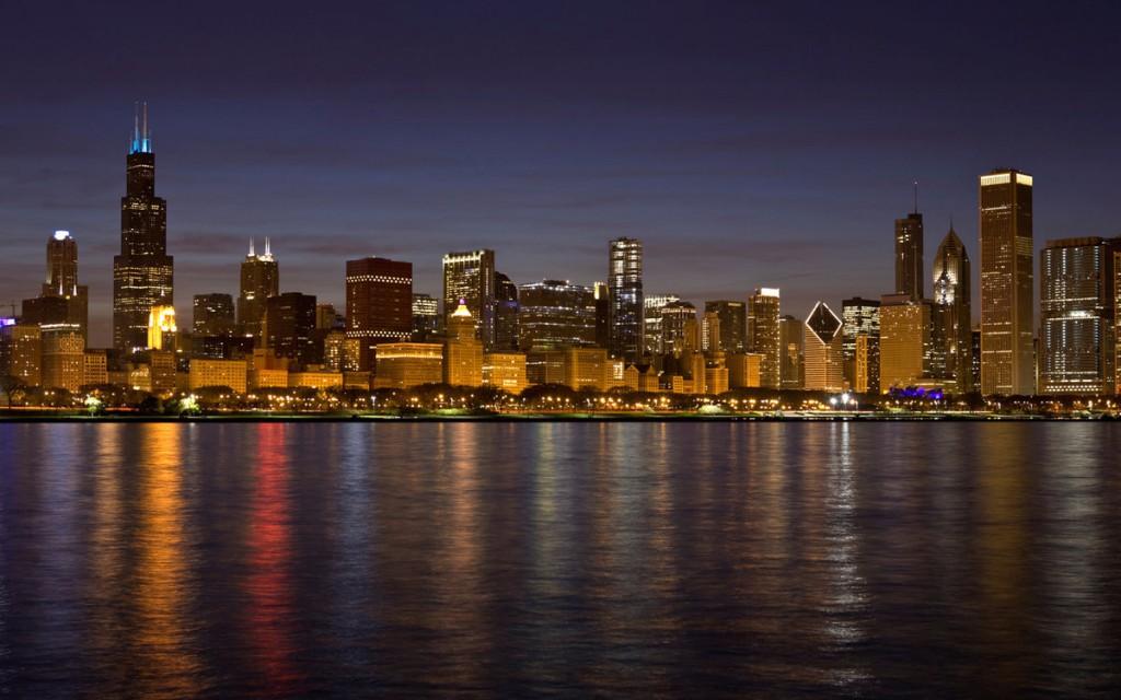 22. Чикаго.