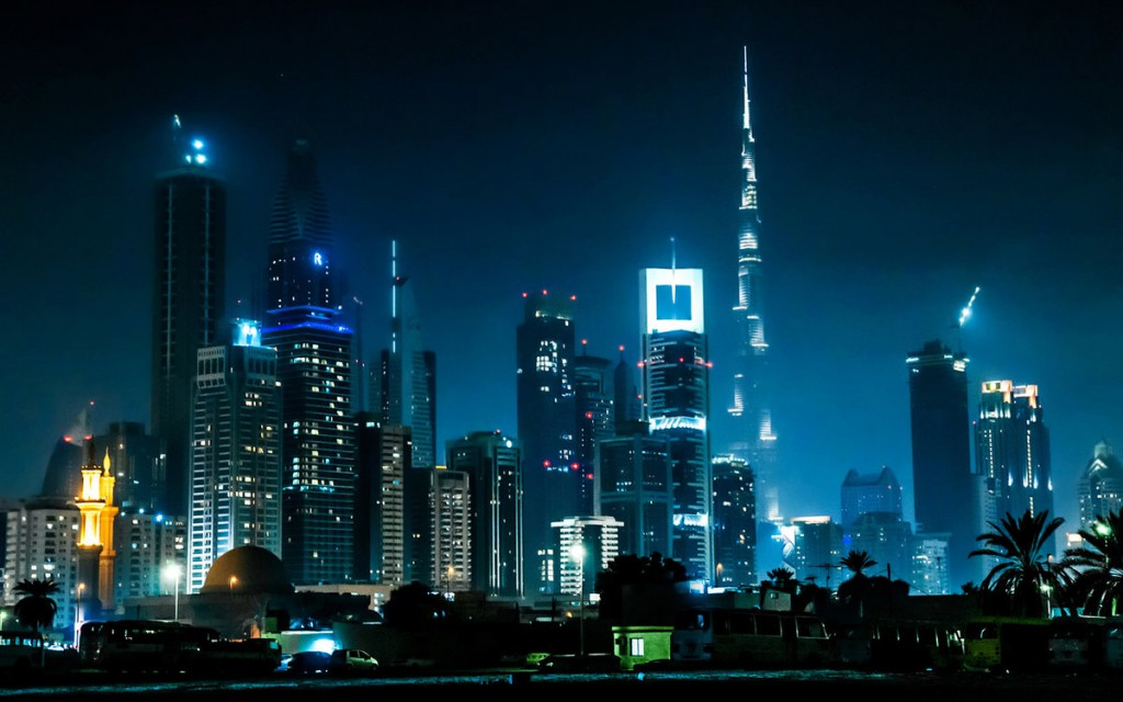 23. Дубай.
