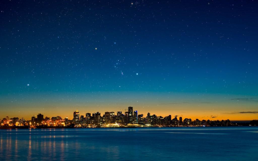 3. Ванкувер.