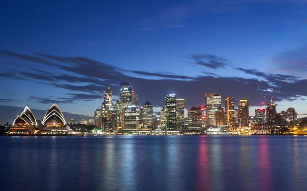 5. Сидней.
