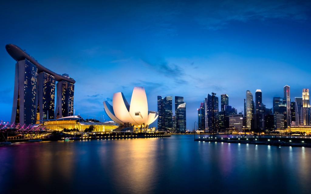 6. Сингапур.