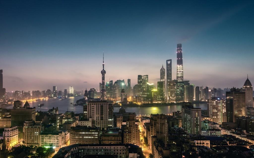 7. Шанхай.